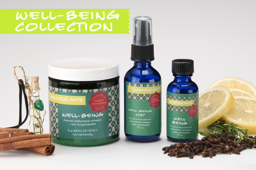 Aromatherapy Products Well Being Collection Fayetteville AR