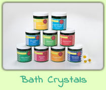 bath crystals