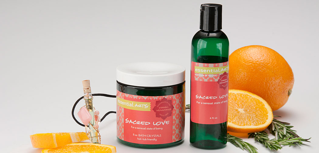 Aromatherapy Products Sacred Love Collection Fayetteville AR