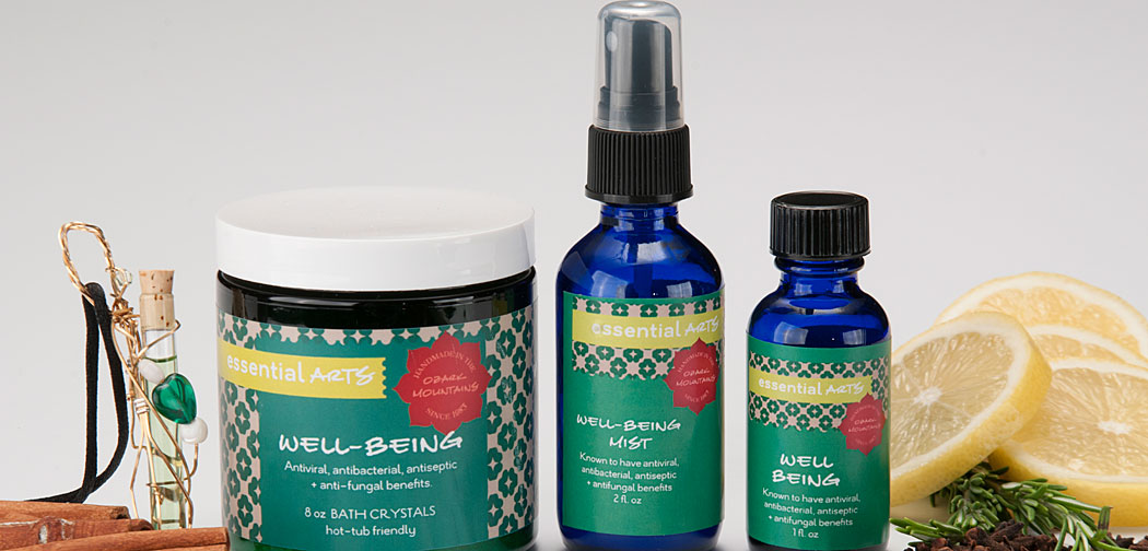 Aromatherapy Products Well-Being Family Fayetteville AR